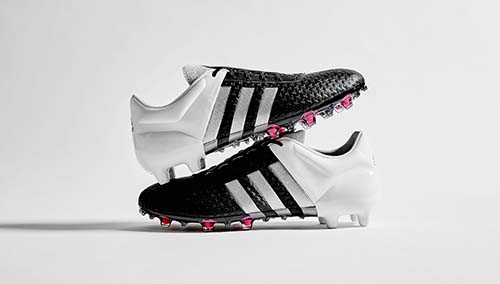 Adidas Ace 15+ Primeknit Core Black edition