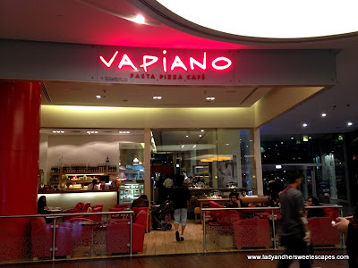 Vapiano at The Dubai Mall