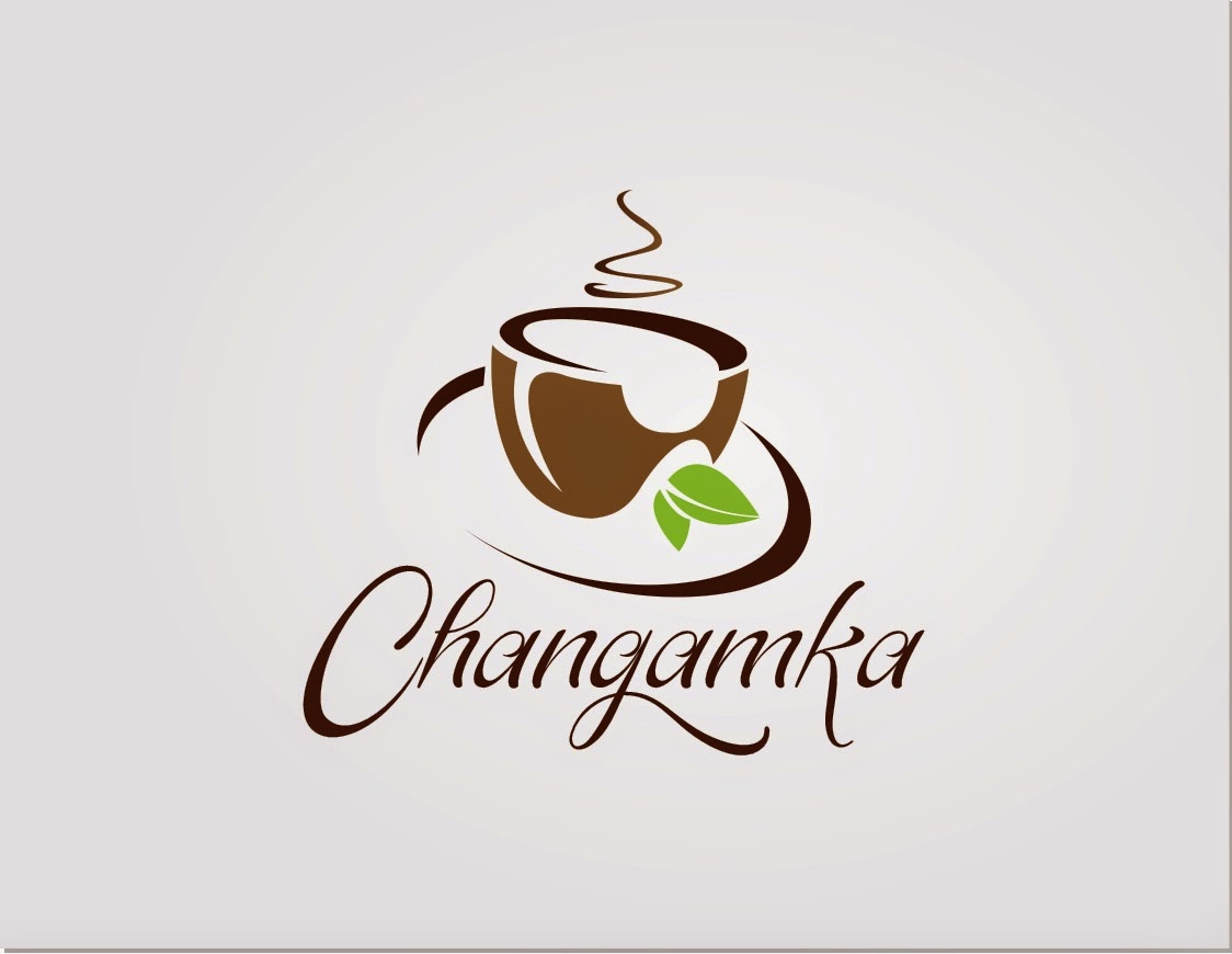 creative tea logo design priyankadharmaraj