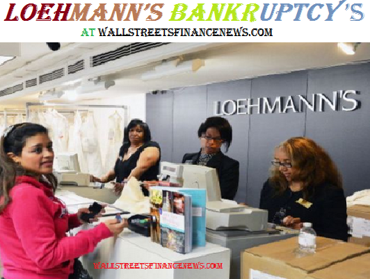 Loehmann's Bankruptcy