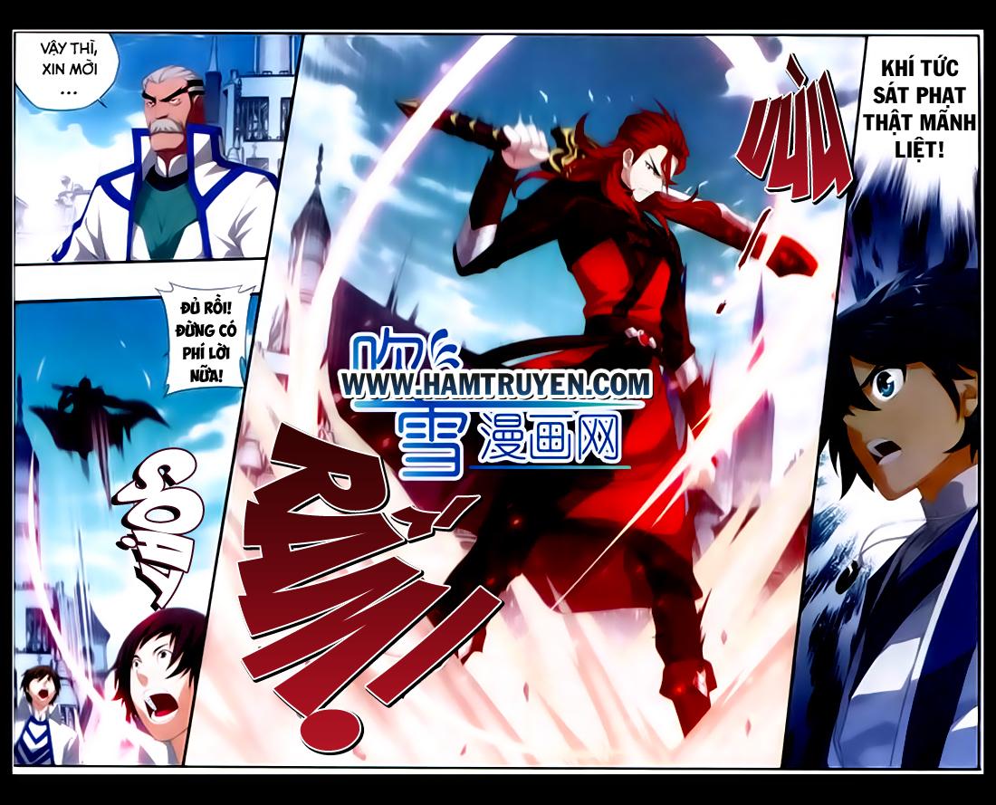 Đấu Phá Thương Khung chap 107 page 9 - IZTruyenTranh.com