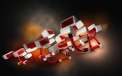 3D Desktop Wallpapers HD