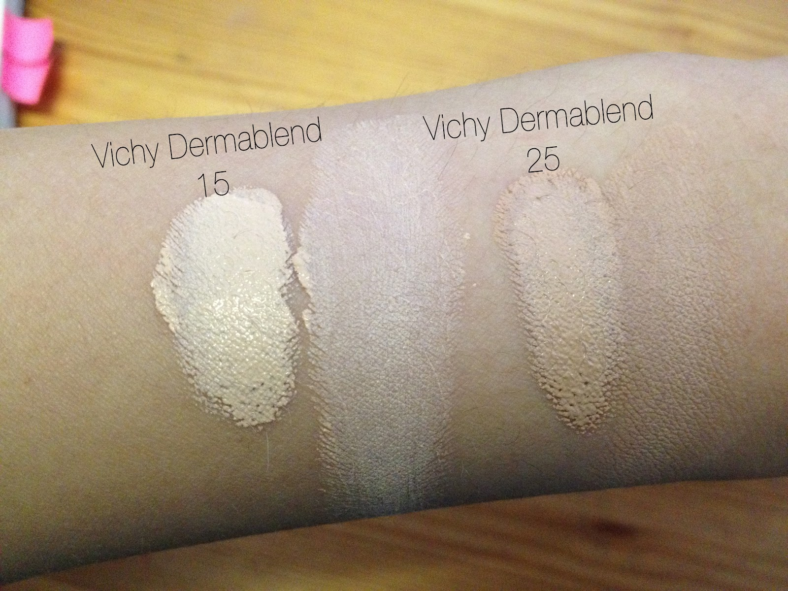 Review vichy dermablend foundation 9 out of ten beauty as you can see 15 looks a bit too light for me but that is only because i tanned a tiny bit in winter its a perfect color for me geenschuldenfo Gallery