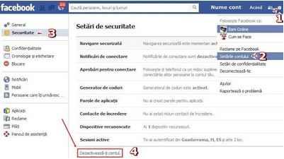 stege contul facebook
