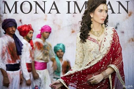 Mona Imran Summer Dress Collection 2015