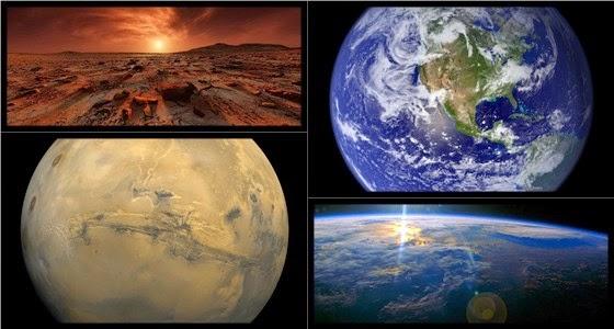Земля станет Марсом через 1,5 года?