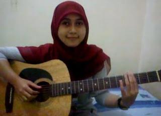 Gambar Foto Ayu Videlia Cantik Cewek Jilbab