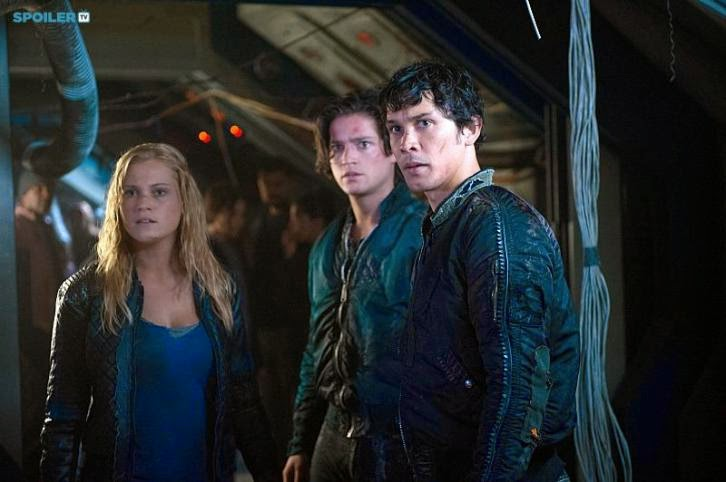"The 100 - Spacewalker - Review: ""Rest In Peacemaker"""