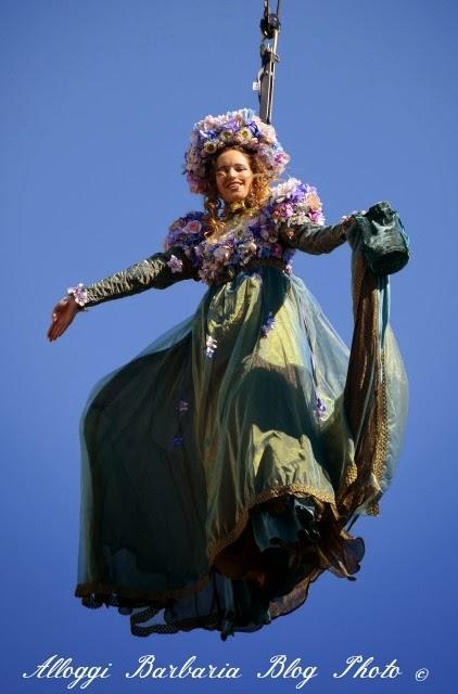 Carnevale 2014 Volo Angelo