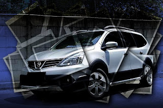 Nissan Grand Livina X-Gear Terbaru