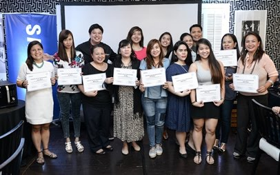 Samsung Digital Appliances Cooking Workshop participants