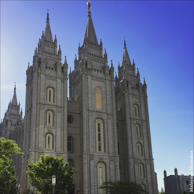 LDS, Salt Lake City, Mormons