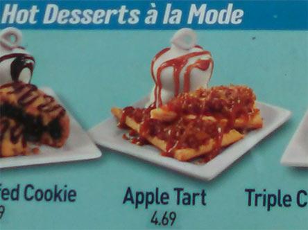 Brownie Pie A La Mode Recipe — Dishmaps