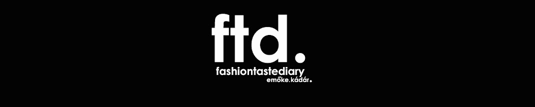 fashiontastediary