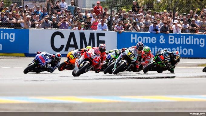 Marc Raih Kemenangan Ke lima di MotoGP Prancis