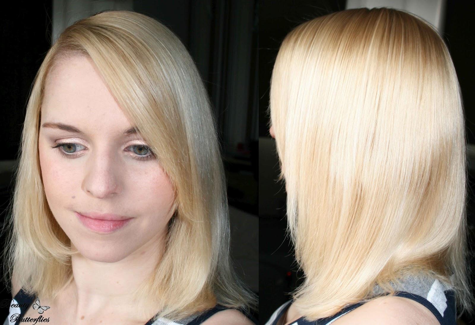 Haare lange glatt halten