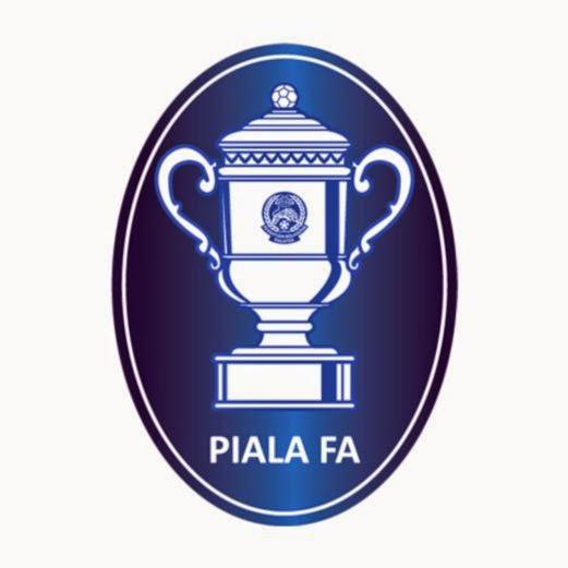 Keputusan Piala FA pusingan ke 2 semalam