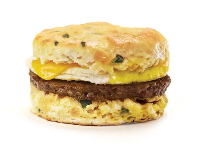 News: Whataburger - New Jalapeno Cheddar Biscuit | Brand Eating