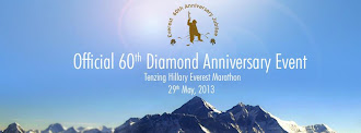 29 May - Tenzing Hillary Everest Marathon