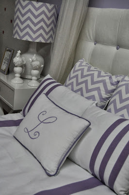 lilac princess bedroom_perfect home kids collection