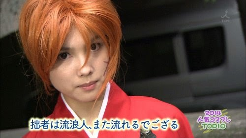 Kostum Cosplay Paling Populer Di Jepang