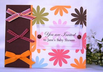 Tarjetas decoradas con cintas