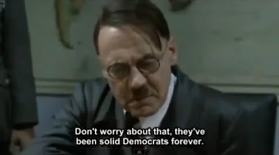 Hitler finds out about Scott Brown