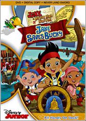 Baixe imagem de Jake e os Piratas da Terra do Nunca: Salvando Bucky (Dual Audio) sem Torrent