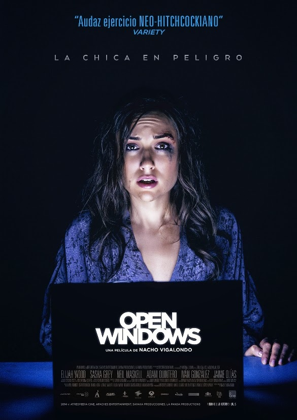 Open Windows, de Nacho Vigalondo