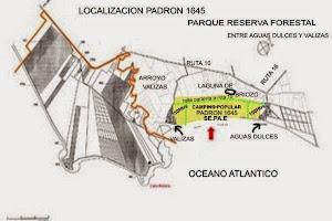 PADRON 1645 PARQUE RESERVA FORESTAL ( click en foto para ver ) )