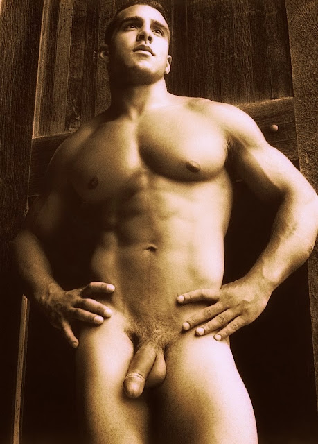 With you Vintage nude men with