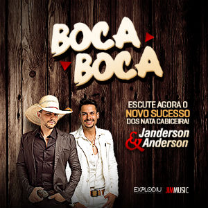 Nova música Boca a Boca De Janderson e Anderson, Confira!