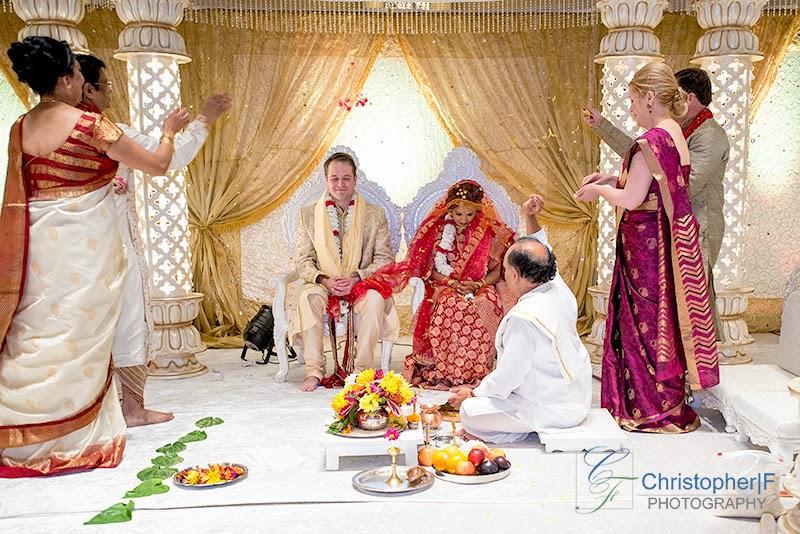 Hindu Wedding Chicago Ceremony Photo