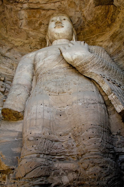 Yungang caves china