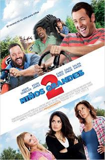 Niños grandes 2 (2013) Online