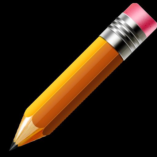 Free Pencil Icon PSD