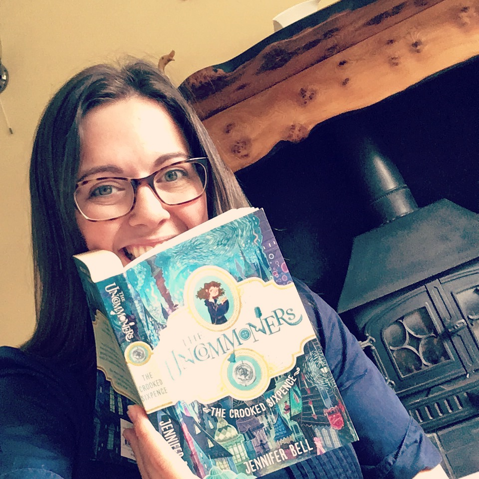 What is Mummy BookBairn reading?