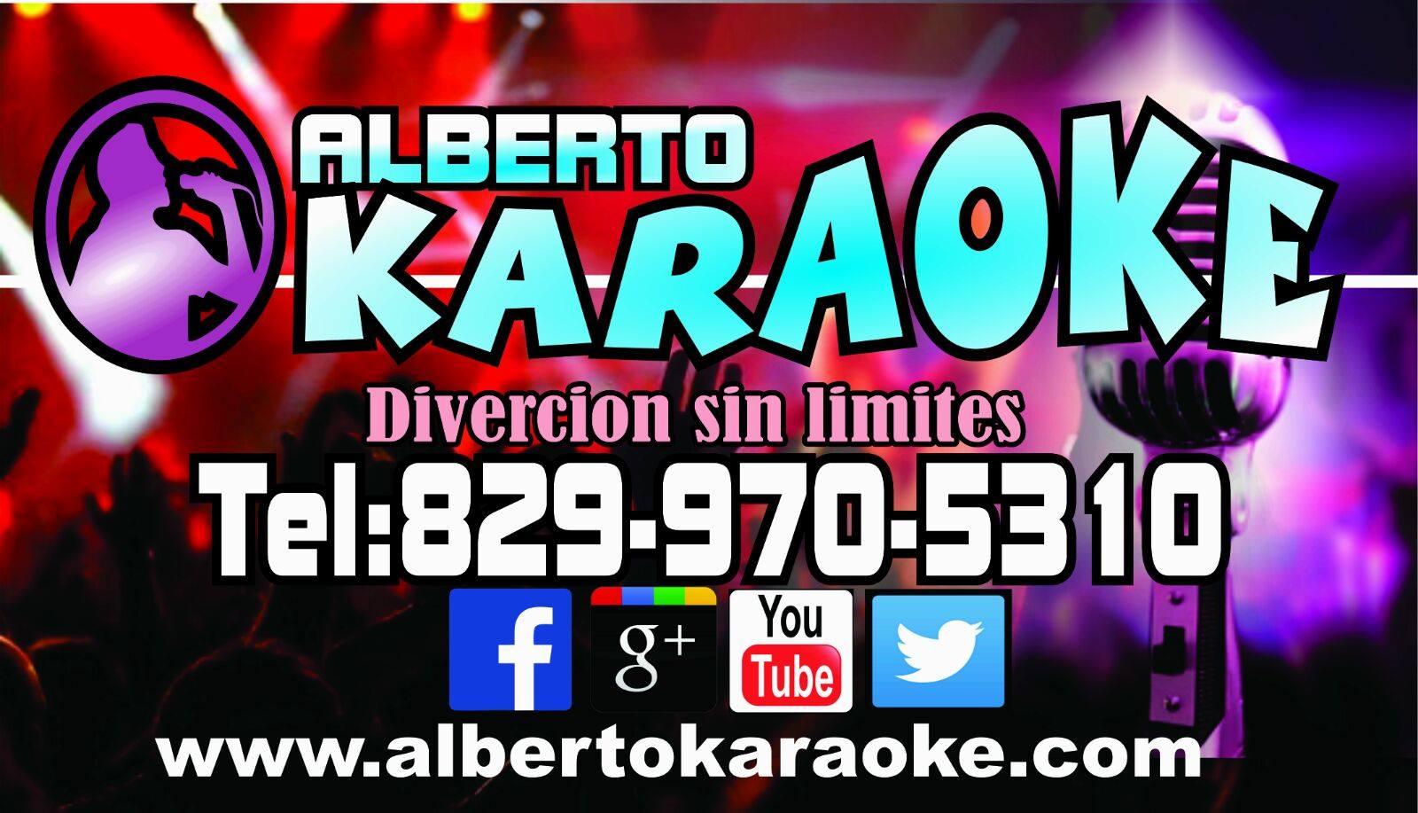 Alberto Karaoke