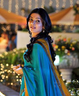Actress samantha cute stills from svsc