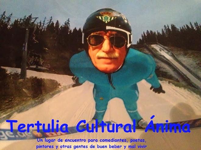 Tertulia Cultural Ánima