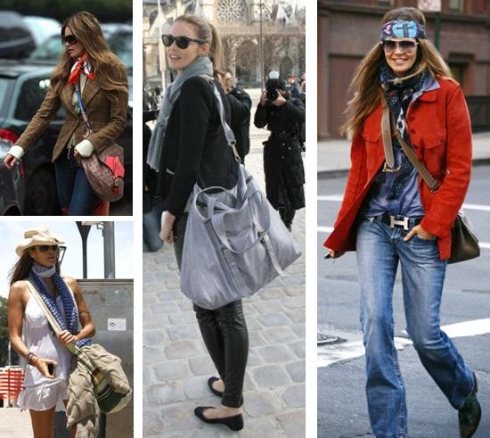 variedades de carteras bolsos grandes 2013