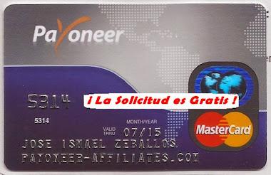 ¿Solicitar Gratis Tarjeta  de Débito en U.S.A.?
