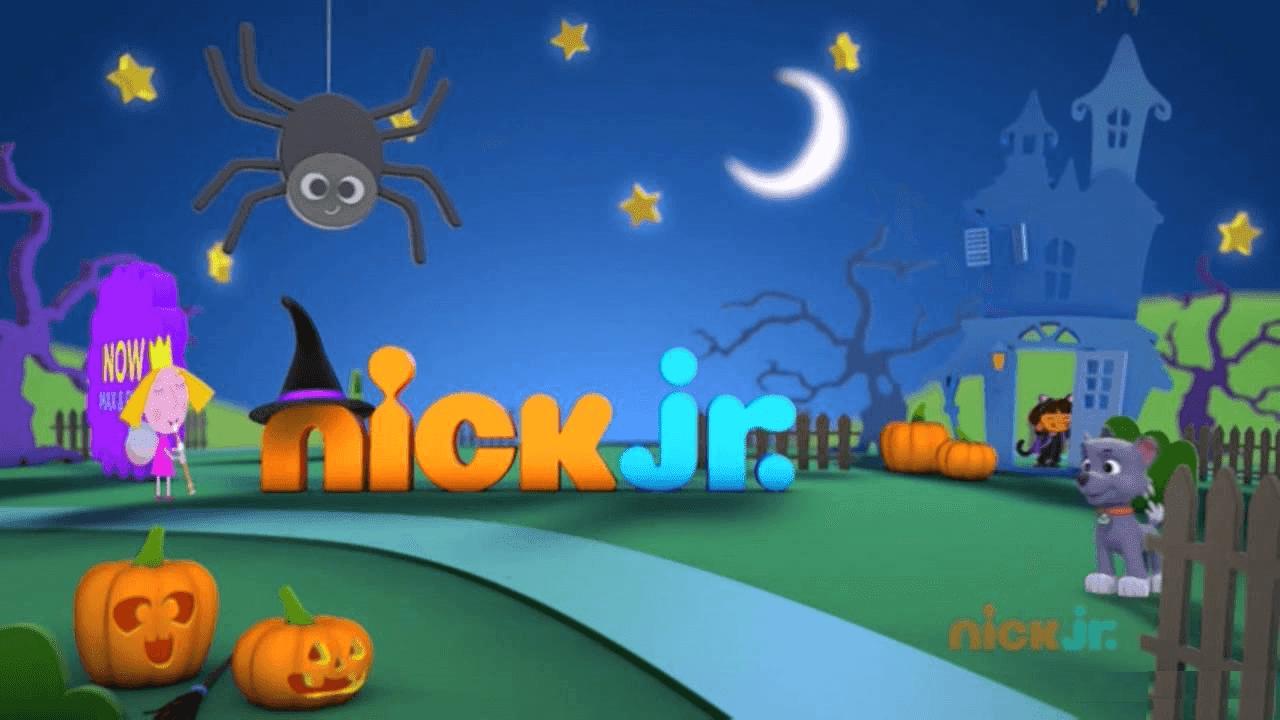 Nick Jr Halloween