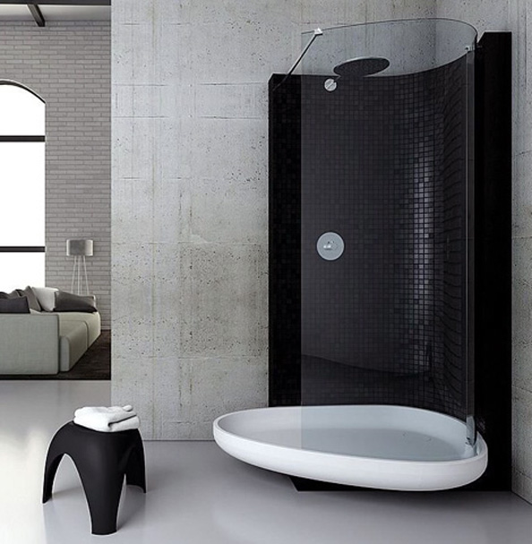 Luxury bathrooms design for Exclusive bathroom designs