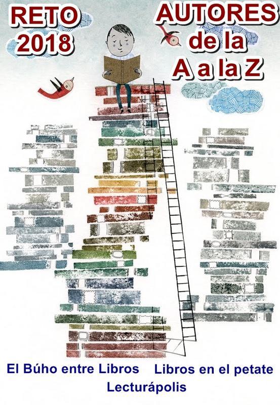 """RETO DE AUTORES DE LA """"A"""" A LA """"Z"""" - 2018"""