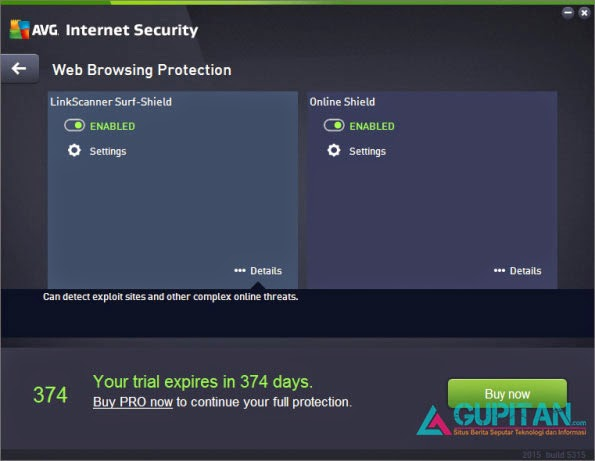 Download AVG Internet Security 2015 Terbaru