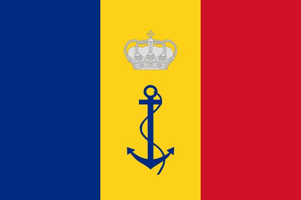 Pavilionul Gărzii de Coastă din Marina Regală Română