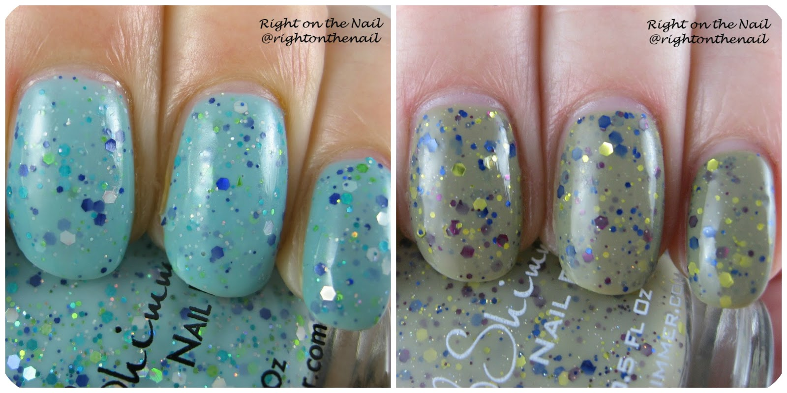 Right on the Nail: Right on the Nail ~ KBShimmer Fall 2015 ...