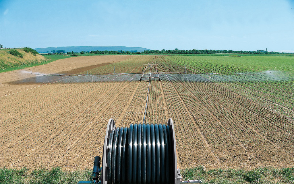 Travelling irrigators - better returns from your investment