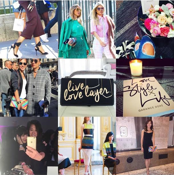 Collage of Josephina Collection #2015bestnine from Instagram